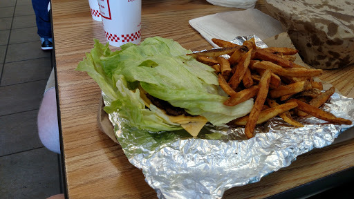 Five Guys - Reston